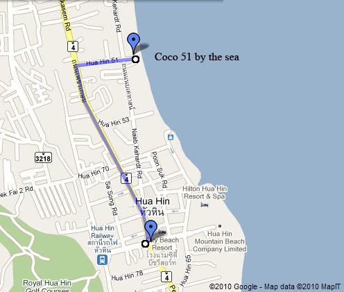 Coco 51 Restaurant The Hua Hin Arts Guide